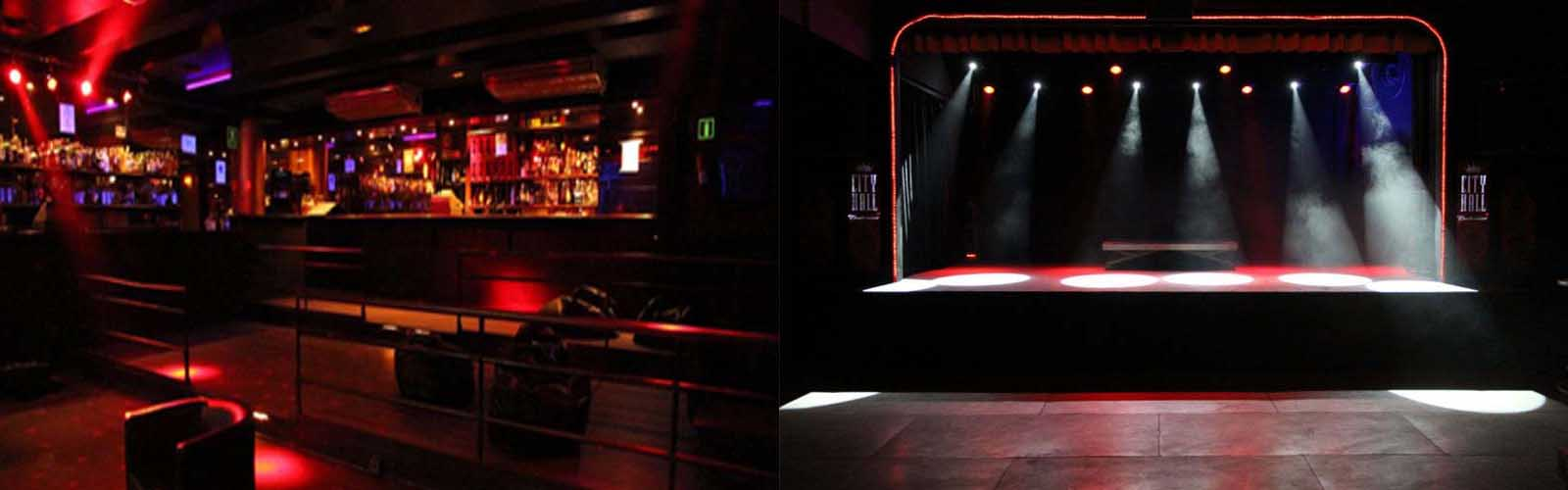 Experience the Barcelona Nightlife at Nightclub City Hall