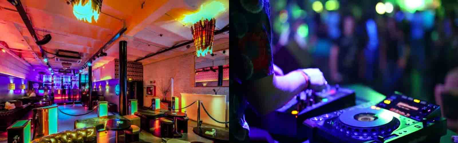 Dance on your favorite hits at Nightclub Les Enfants