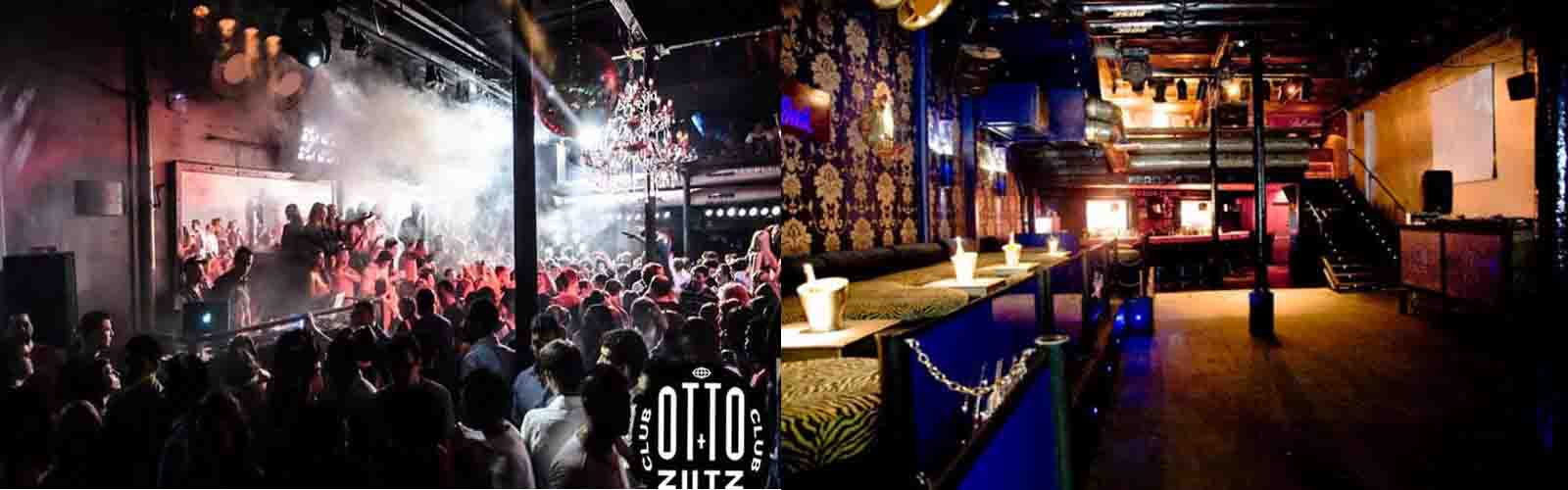 Enjoy great parties at Otto Zutz