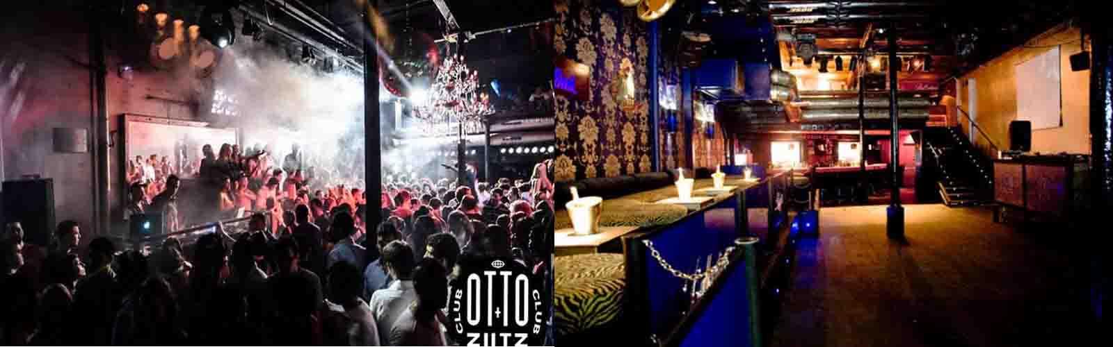 Enjoy great parties at Otto Zutz
