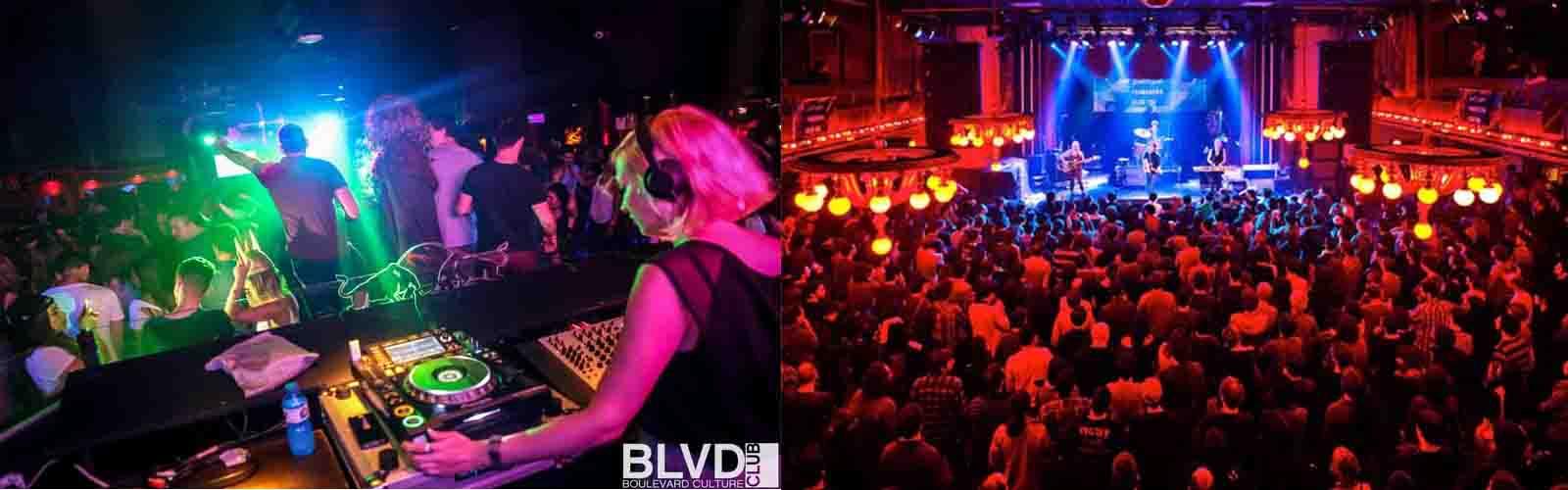 Dans op de laatste hits bij Nachtclub Boulevard