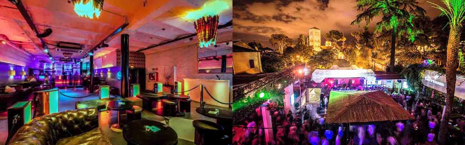 Geniet van de mooi plekken in Barcelona bij Nachtclub La Terrazza