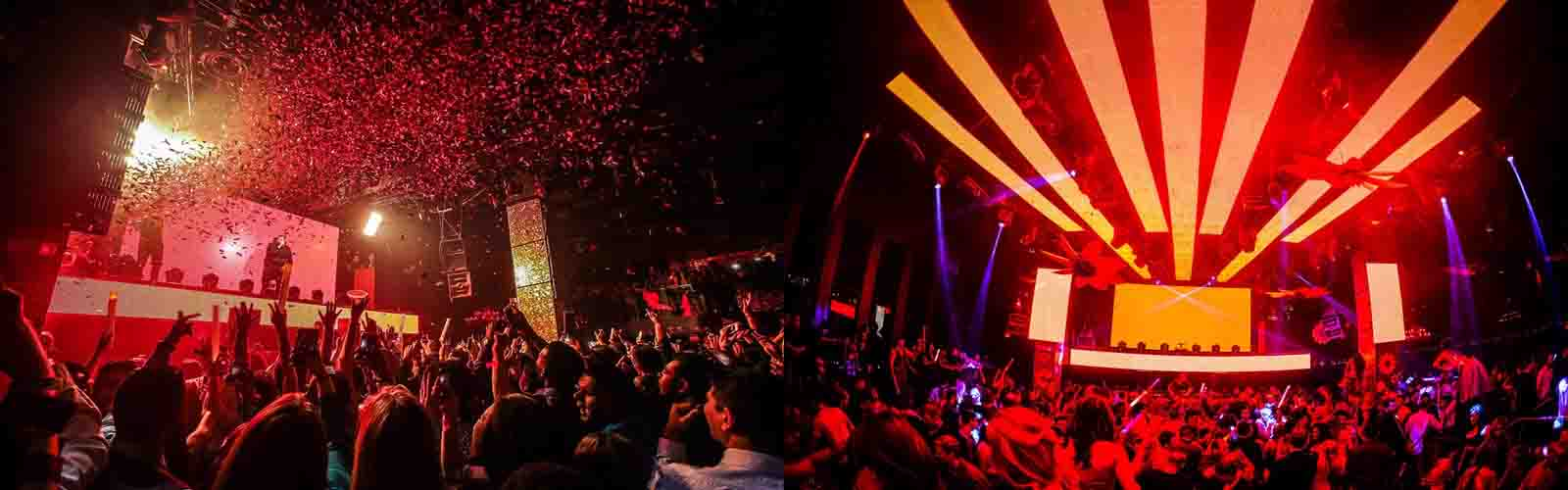 Celebrate your stay in Barcelona at Club Bunker Barcelona