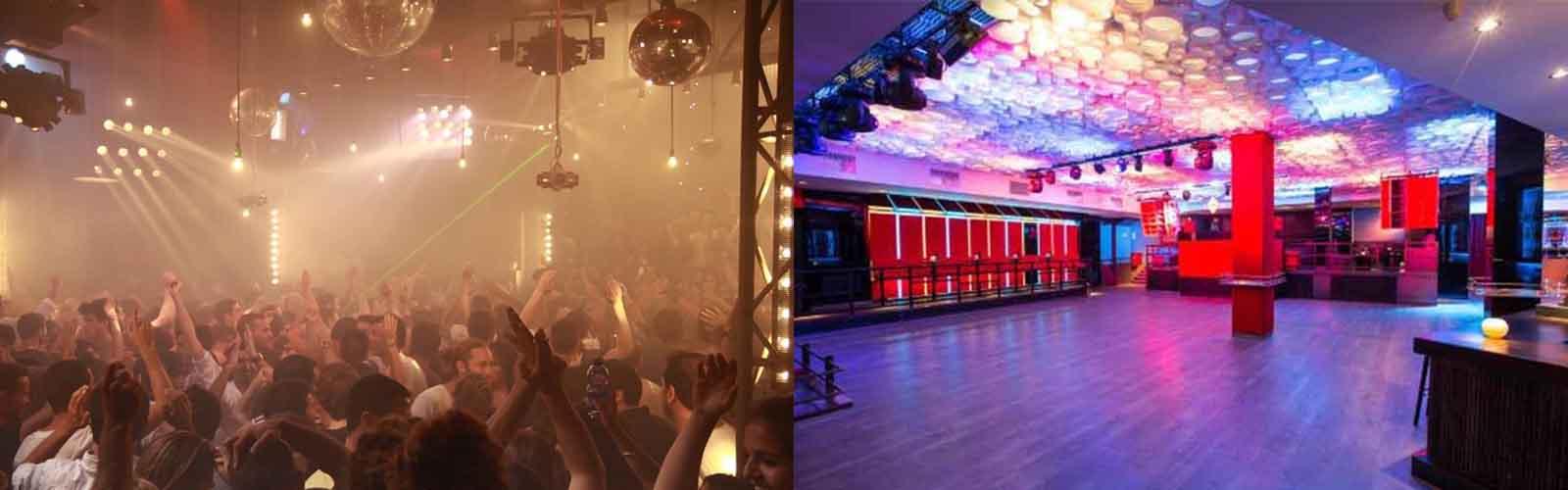 Party the Spanish way at Nightclub Sala Tango