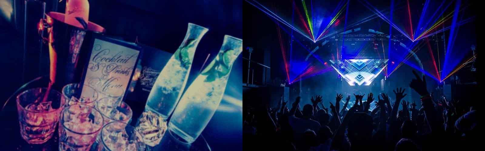 Geniet bij Nachtclub Slow van Barcelona's uitgaansleven