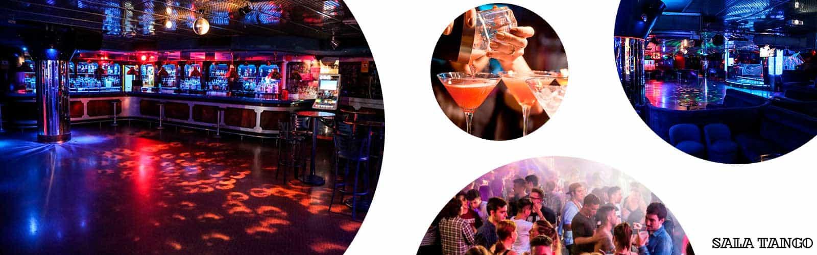 Nightclub Sala Tango Barcelona