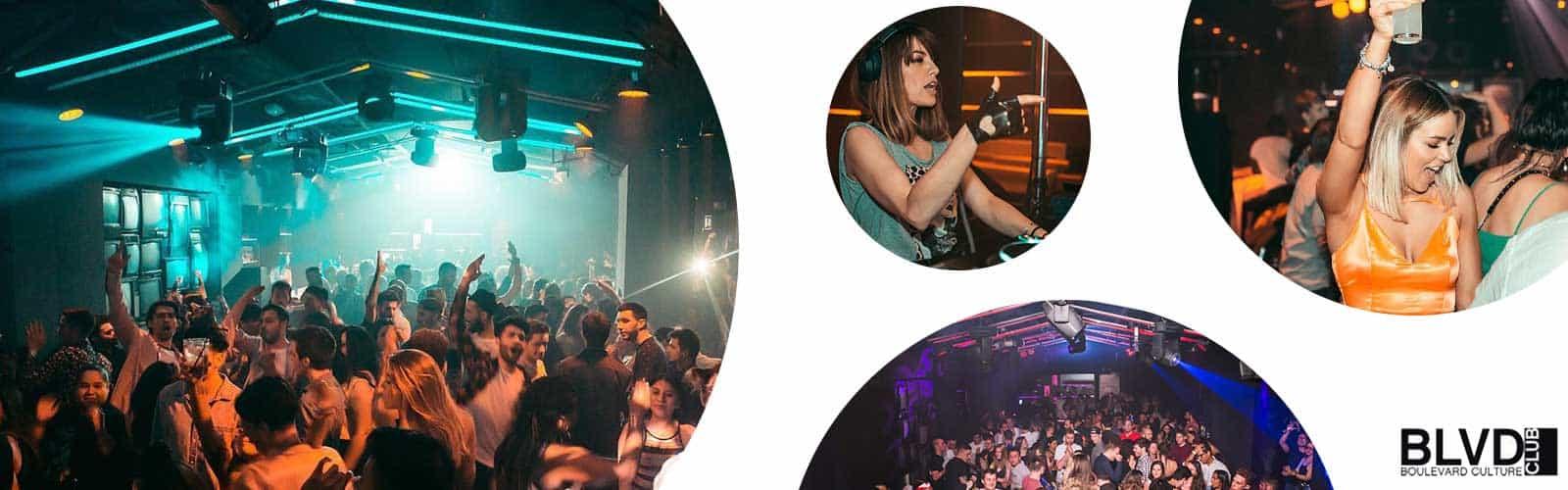 Club Boulevard Barcelona