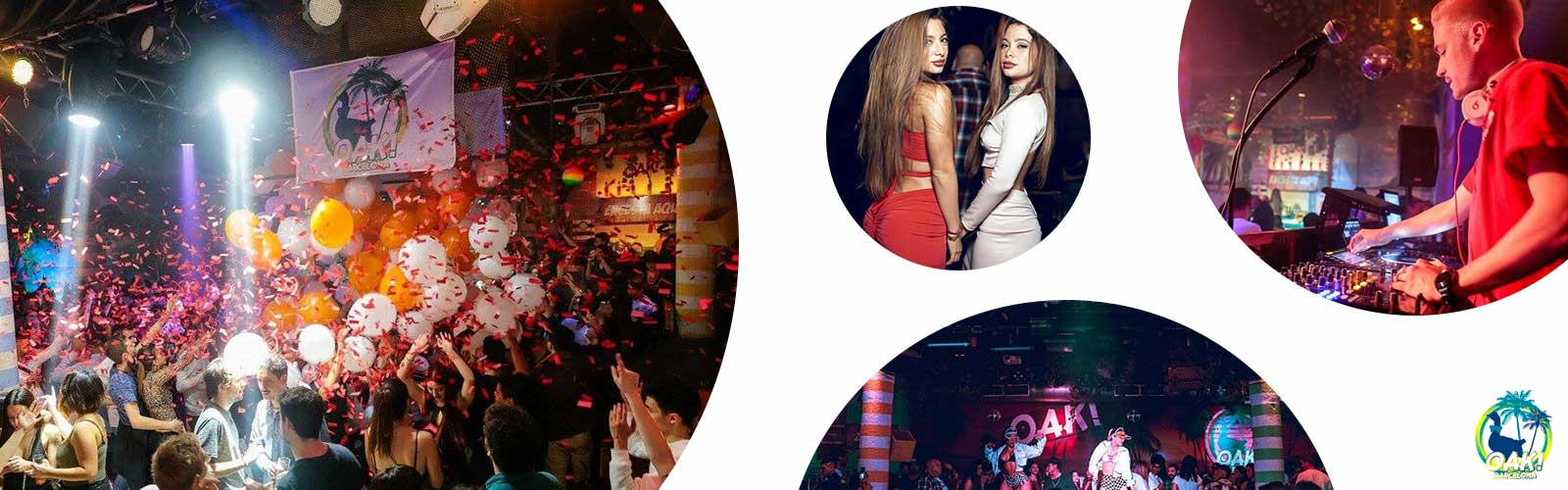 Club Oak Discoteca Barcelona