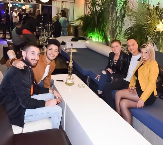Seda Lounge Club Barcelona